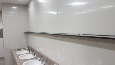 Hygiene Cladding